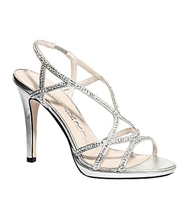 Caparros Zarielle Sequin Sandals