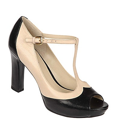 Naturalizer Baila T-Strap Pumps