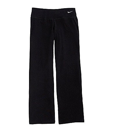Nike 7-16 Regular Dri-Fit Cotton Pants