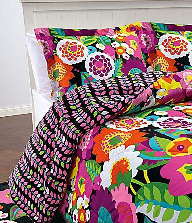 Vera Bradley Va Va Bloom Bedding Collection