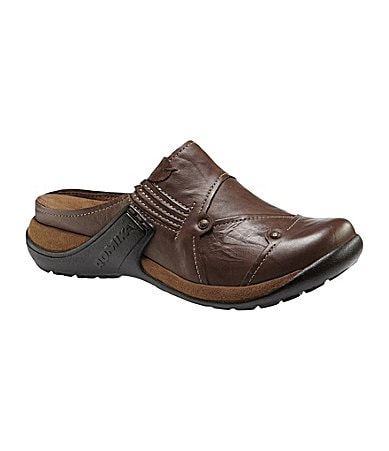 Romika Milla 69 Leather Clogs