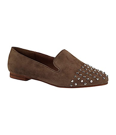 Steven by Steve Madden Melter Studded Smoking Slippers
