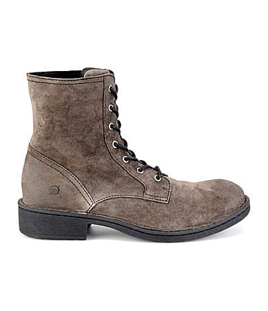Born Men�s Ritter Suede Boots
