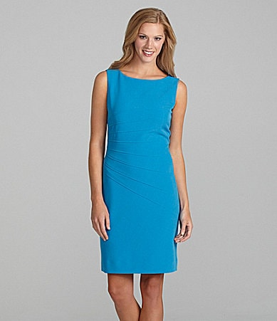 Tahari by ASL Sleeveless Sheath Dress
