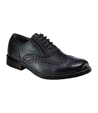 Steve Madden Men�s Ethin2 Wingtip Oxfords