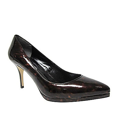 J. Renee Sabine Platform Pumps