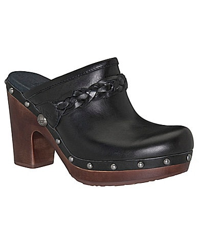 Ugg Australia Women's Kaylee Leather Clogs