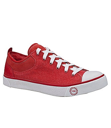 Ugg Australia Women�s Evera Canvas Sneakers