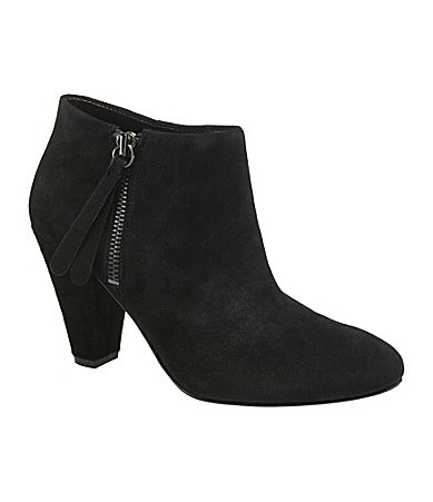 GB Gianni Bini In-Awe Suede Booties