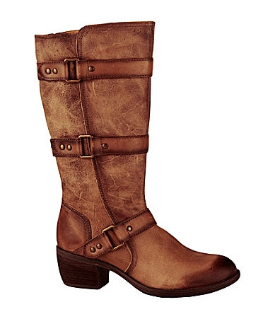 Nurture Dorado Leather Boots