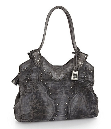 Frye Vintage Stud Shoulder Bag