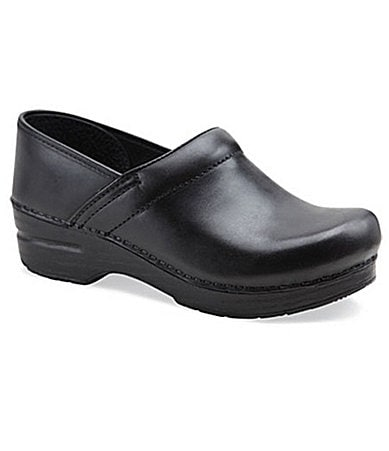 Dansko Pro XP Leather Clogs
