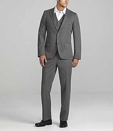 Murano Grey Suit Look