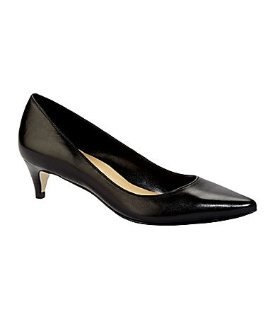 Cole Haan Air Juliana 45 Kitten-Heel Pumps