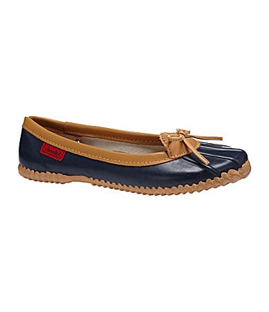 Chooka Duck Skimmer Waterproof Flats