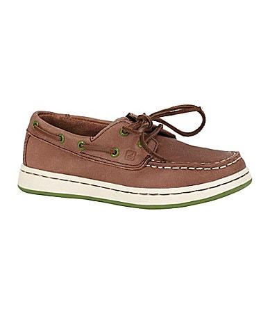 Sperry Top-Sider Boys' Cup 2-Eye Boat Shoes