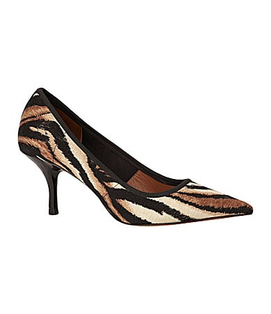 Donald J Pliner Roza Tiger-Print Pumps