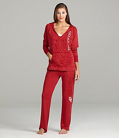 Emerson Street Clothing Oklahoma University Hoodie & Pants