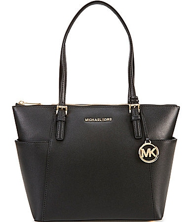 MICHAEL Michael Kors Jet Set Top Zip East-West Tote