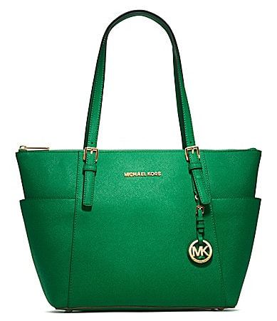 MICHAEL Michael Kors Jet Set Top Zip East/West Tote