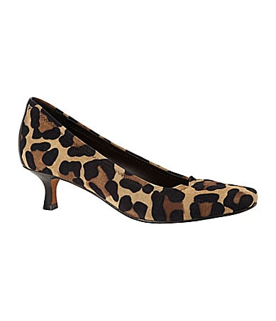 Donald J Pliner Seana Kitten-Heel Pumps