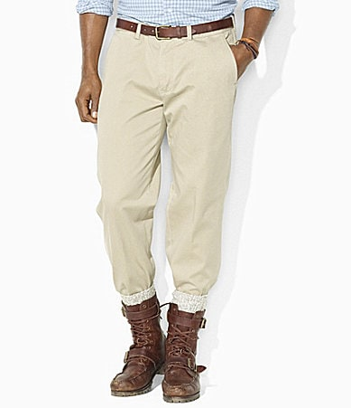 Polo Ralph Lauren Big & Tall Classic 5-Pocket Vintage Chino Pants