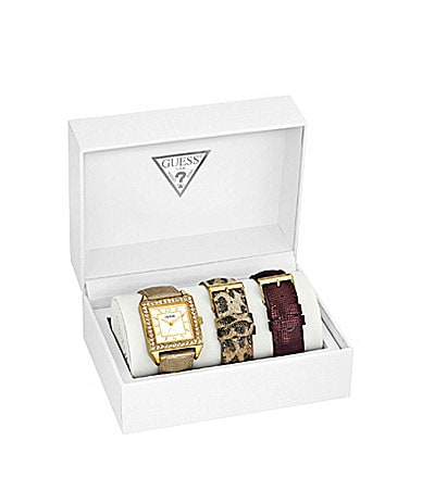 Guess Classic Glamorous Interchangeable Set