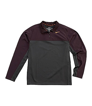 Nike Shield Fleece Half-Zip Shirt