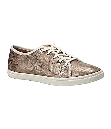 Fossil Harper Metallic Oxfords