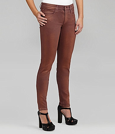 Joe�s Jeans Metallic The Skinny Jeans