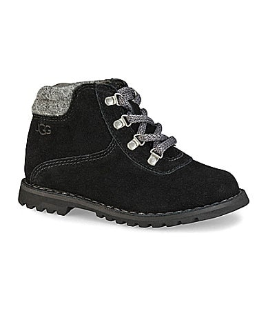 UGG Australia Boys Payson Lace-Up Boots
