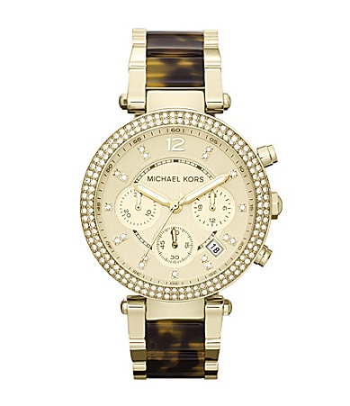 Michael Kors Parker Chronograph Watch