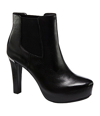 Me Too Lazara Platform Booties