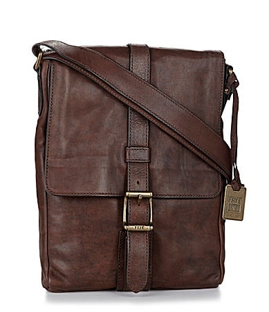 Frye Bags Logan Small Messenger Bag