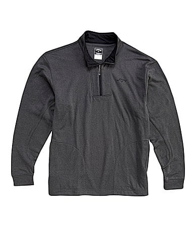 Callaway Big & Tall Heathered Tech Fleece Pullover