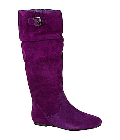 GB Gianni Bini Big-Time Suede Boots