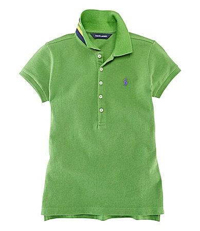 Ralph Lauren Childrenswear 7-16 Polo Shirt