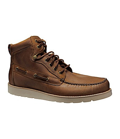 Polo Ralph Lauren Men�s Salisbury Leather Boots