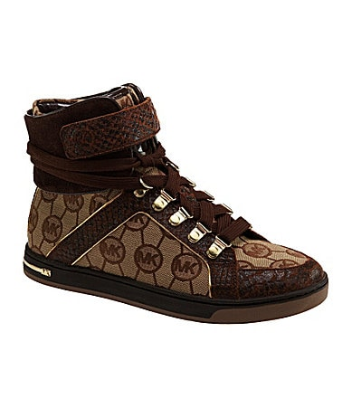 MICHAEL Michael Kors Fulton High-Top Sneakers