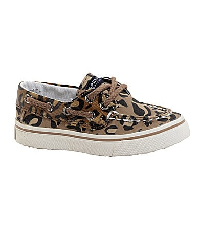 Sperry Top-Sider Infant Girls Bahama Boat Shoes