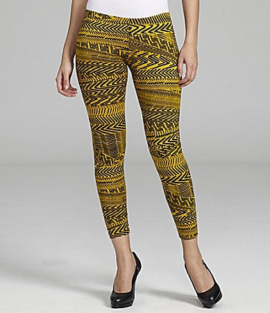 Moa Moa Printed Leggings
