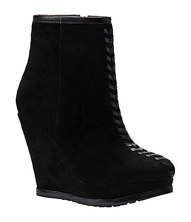 Isola Zurich Wedge Booties