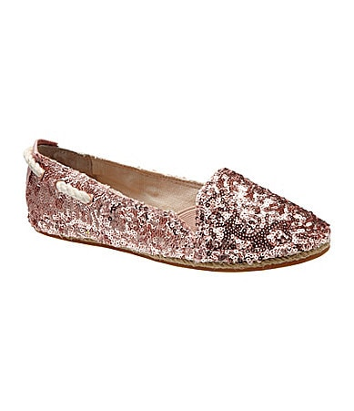 GB Gianni Bini Jazzed-Up Sequin Flats