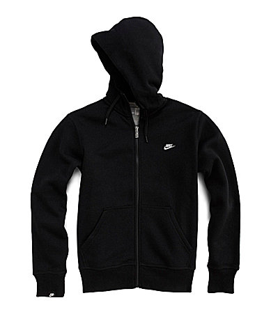 Nike Brushed Fleece Hooded Sweatshirt