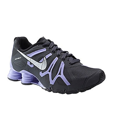 Nike Women�s Shox Turbo + Running Shoes