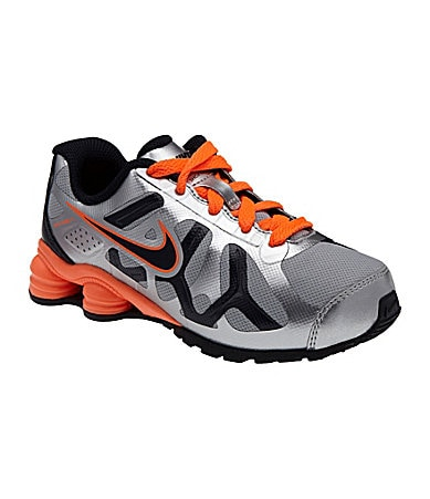 Nike Boys' Shox Turbo 13 Running Shoes