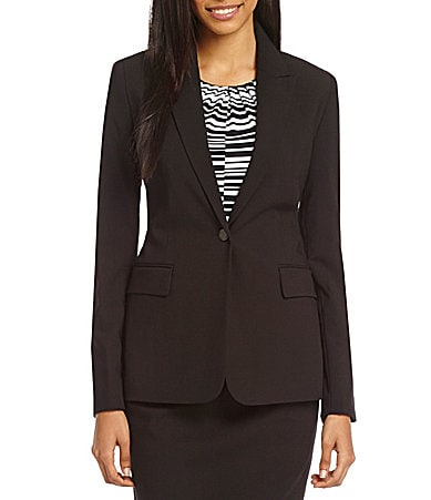 Calvin Klein Notch Collar Jacket