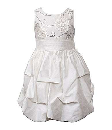 Sweet Heart Rose 2T-6X Sleeveless Dress