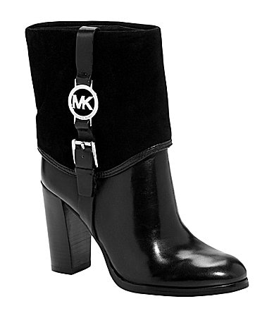 MICHAEL Michael Kors Fulton Harness Booties