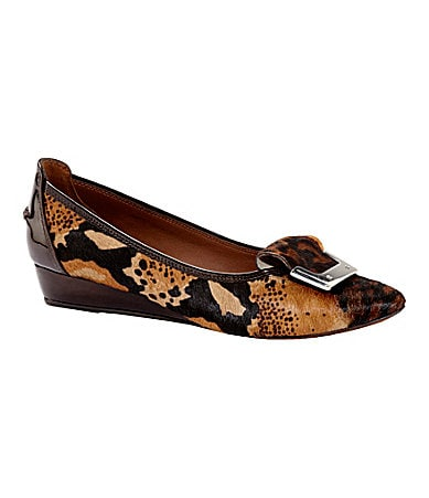 Donald J Pliner Nila Slip-On Wedges
